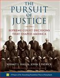 The Pursuit of Justice, Kermit L. Hall and John J. Patrick, 0195325680