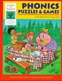 Phonics Puzzles and Games, Martha C. Cheney, 1565655680