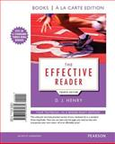 The Effective Reader, Books a la Carte Edition 4th Edition