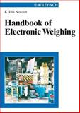 Handbook of Electronic Weighing, Norden, K. Elis, 3527295682