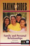 Taking Sides : Clashing Views on Controversial Issues in Family and Personal Relationships, Vail, Ann and Schroeder, Elizabeth, 0072435682