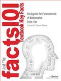 Fundamentals of Mathematics, Van Dyke, Rogers & Adams and Cram101 Textbook Reviews Staff, 1428835687
