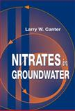 Nitrates in Groundwater 9780873715690