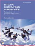 Effective Organisational Communication 9780273685692