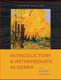 Introductory and Intermediate Algebra, Lial, Margaret L. and McGinnis, Terry, 0321575695