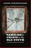 Families in Crisis in the Old South, Loren Schweninger, 0807835692