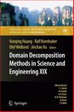 Domain Decomposition Methods in Science and Engineering XIX, , 3642265693