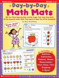 Day-by-Day Math Mats, Mary Rosenberg, 0439215692