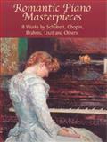Romantic Piano Masterpieces, , 0486435695