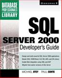 SQL Server 2000 Developer's Guide, Otey, Michael and Conte, Paul, 0072125691