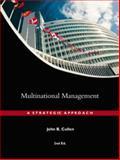 Multi-National Management 9780324055696