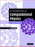 An Introduction to Computational Physics, Pang, Tao, 0521825695