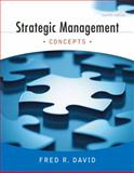 Strategic Management : Concepts, David, Fred, 0136015697