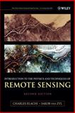 Introduction to the Physics and Techniques of Remote Sensing, Elachi, Charles and Zyl, Jakob J. van, 0471475696