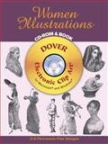 Women Illustrations, Dover Staff, 0486995704