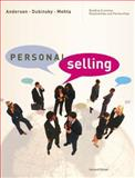 Personal Selling : Building Customer Relationships and Partnerships, Dubinsky, Alan and Mehta, Rajiv, 0618645705
