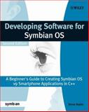 Developing Software for Symbian OS, Steve Babin, 0470725702