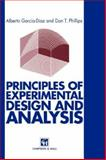 Principles of Experimental Design and Analysis, Garcia-Diaz, Alberto and Phillips, Don T., 0412605708