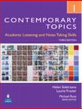 Contemporary Topics 1 3rd Edition