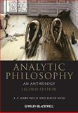 Analytic Philosophy : An Anthology, , 1444335707