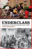 Underclass : A History of the Excluded Since 1880, Welshman, John, 1780935706