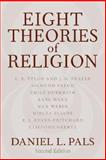 Eight Theories of Religion, Pals, Daniel L., 0195165705