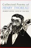 Collected Poems of Henry Thoreau, , 0801895707