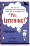 I'm Listening!, Tod Faller, 0929915704