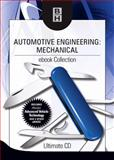 Automotive Engineering: Mechanical ebook Collection : Ultimate CD, MARTYR, A. J. and Pacejka, Hans, 1856175707