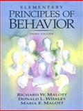 Elementary Principles of Behavior, Malott, Richard W. and Whaley, Donald L., 013533571X