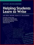 Helping Students Learn to Write 9780205175710