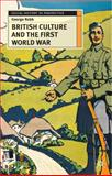 British Culture and the First World War, Robb, George, 0333715713