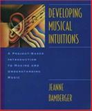 Developing Musical Intuitions 9780195105711