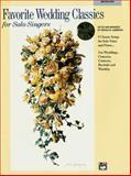 Favorite Wedding Classics, Med-Hi, Patrick Liebergen, 0739015710