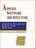 Applied Software Architecture 9780201325713