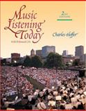 Music Listening Today, Hoffer, Charles R., 0534515711
