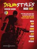 Drum Styles Made Easy, Christine Barron, 0851625711