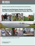 Geophysical and Hydrologic Analysis of an Earthen Dam Site in Southern Westchester County, New York, Anthony Chu and Fredrick Stumm, 1500375713