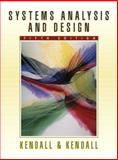Systems Analysis and Design, Kendall, Kenneth E. and Kendall, Julie E., 0130415715