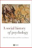 A Social History of Psychology, , 0631215719