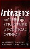 Ambivalence and the Structure of Political Opinion, , 1403965714