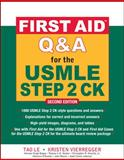 Q and A for the USMLE Step 2 CK, Le, Tao and Vierregger, Kristen, 0071625712