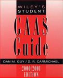 Wiley's Student GAAS Guide 2000 9780471375715