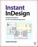 Instant InDesign, Gabriel Powell, 0321495713