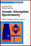 Atomic Absorption Spectrometry, Sperling, Michael and Welz, Bernhard, 3527285717