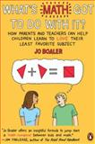 What's Math Got to Do with It?, Jo Boaler, 0143115715