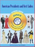 American Presidents and First Ladies, Tom Tierney, 0486995712