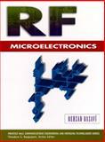 RF Microelectronics 9780138875718