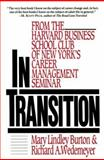 In Transition, Mary Lindley Burton and Richard A. Wedemeyer, 0887305717