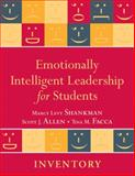 Emotionally Intelligent Leadership for Students : Inventory, Shankman, Marcy Levy and Allen, Scott J., 0470615729